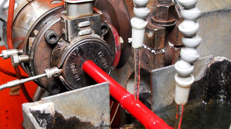 Tube manufacturing step 4