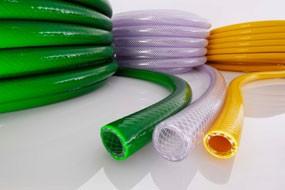 Reinforced PVC Tube